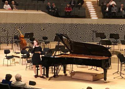 Elbphilharmonie Oktober 2018