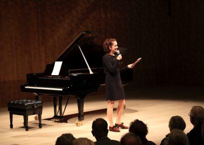 Konzerteinführung Elbphilharmonie September 2018