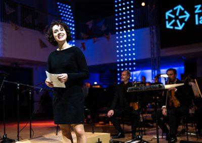Club 443 Hz mit der Deutschen Kammerphilharmonie Bremen im April 2019